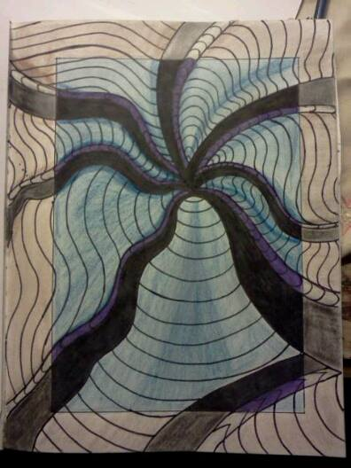 Abstract Drawing 4