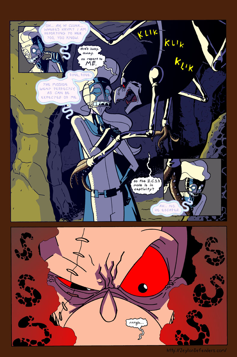 Zeylon Defenders pg. 27