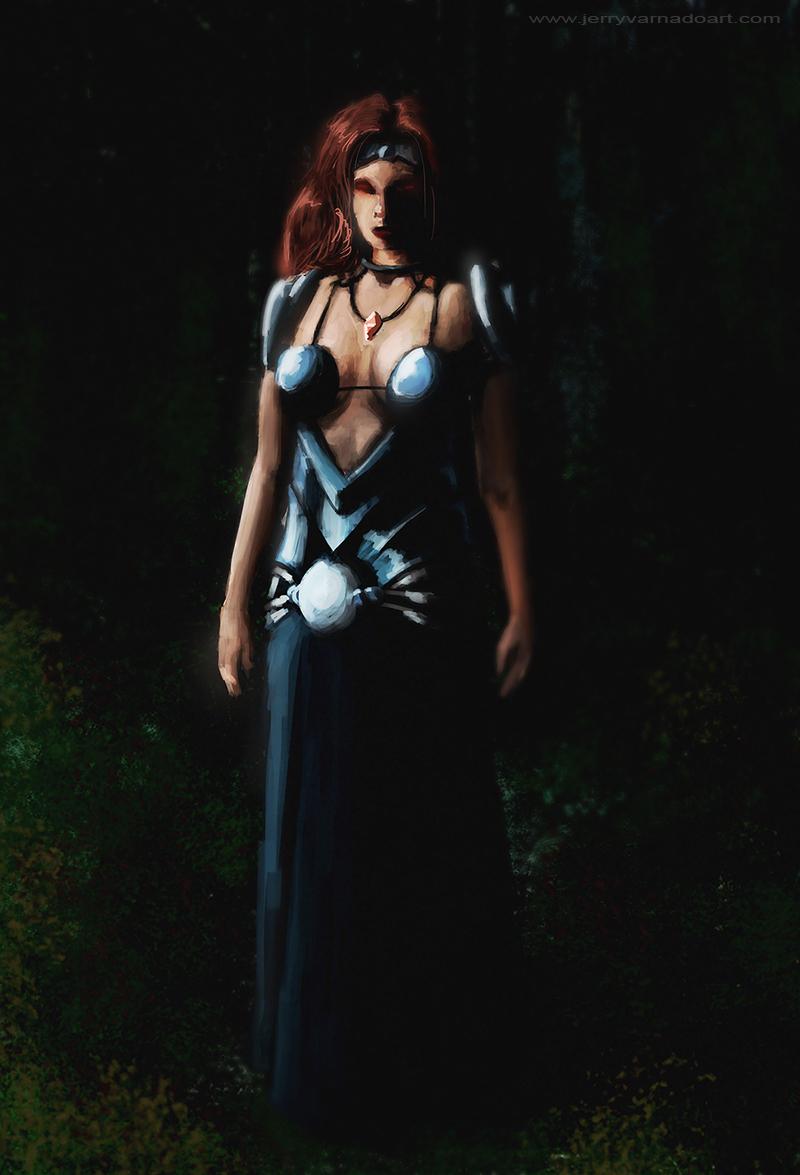 Dark Goddess