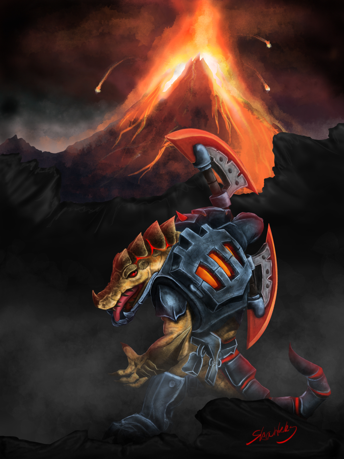 Renekton (League of Legends)