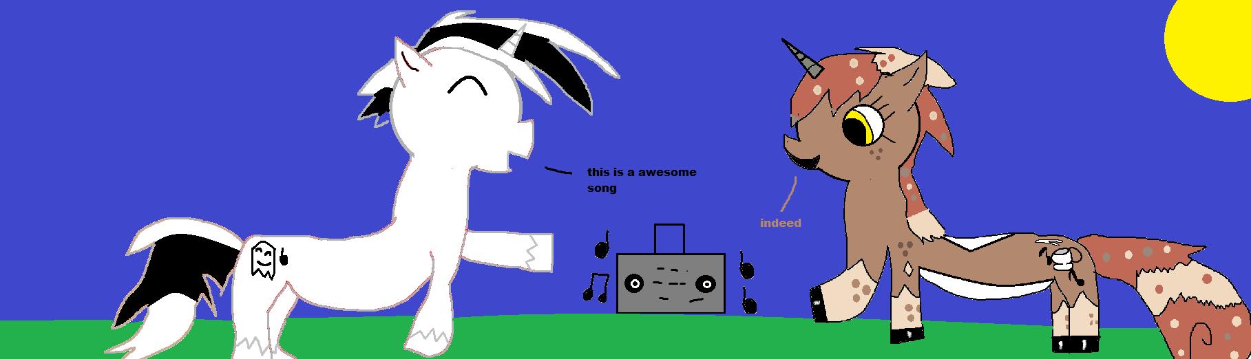 Ghostdude and Mocha Song