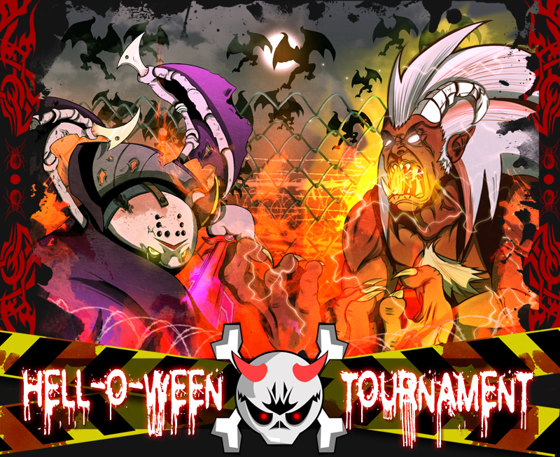 HELL-O-WEEN MADNESS