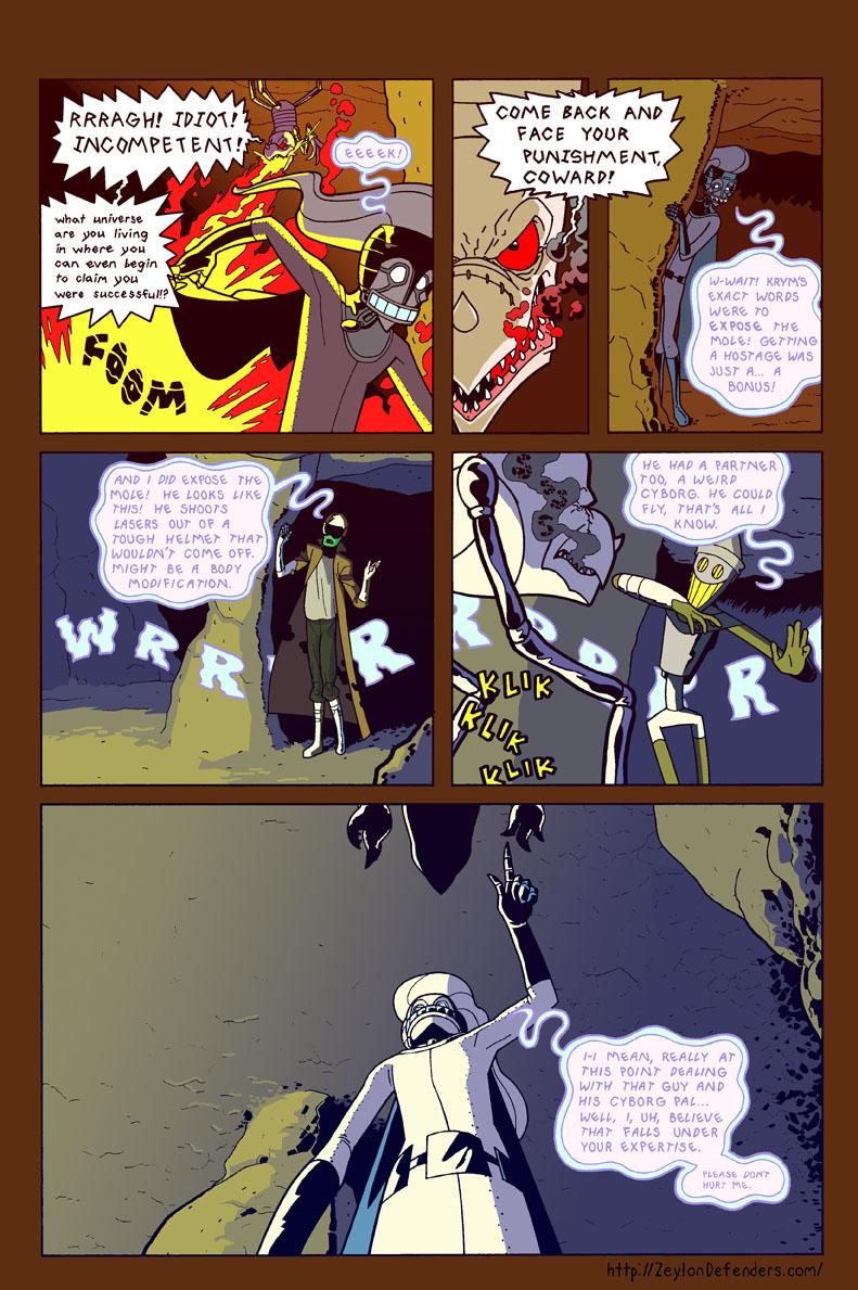Zeylon Defenders pg. 28