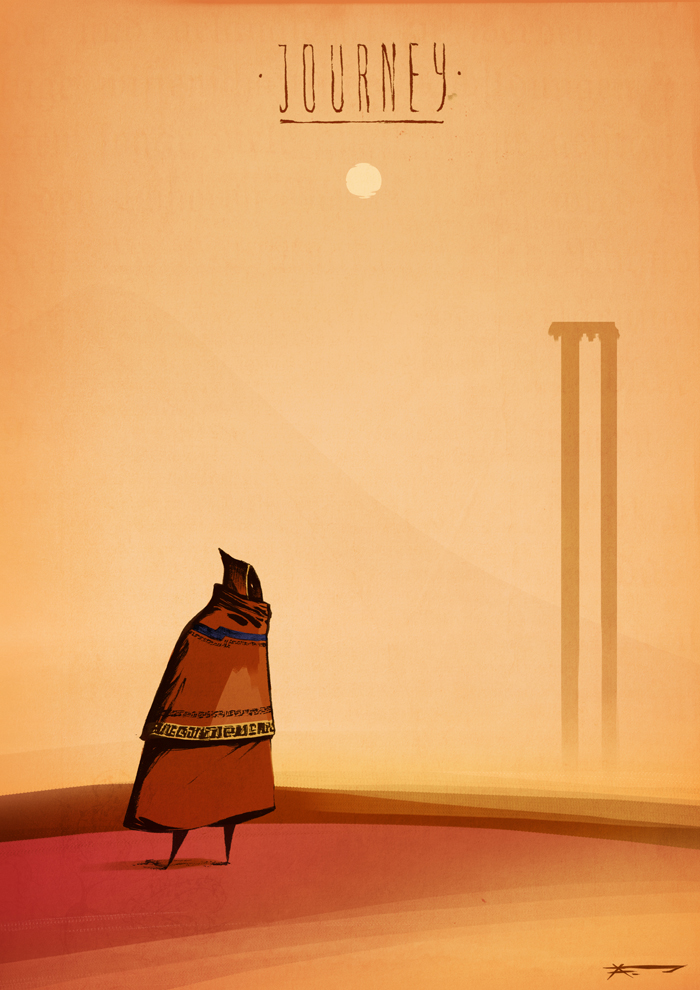 Journey Fanart