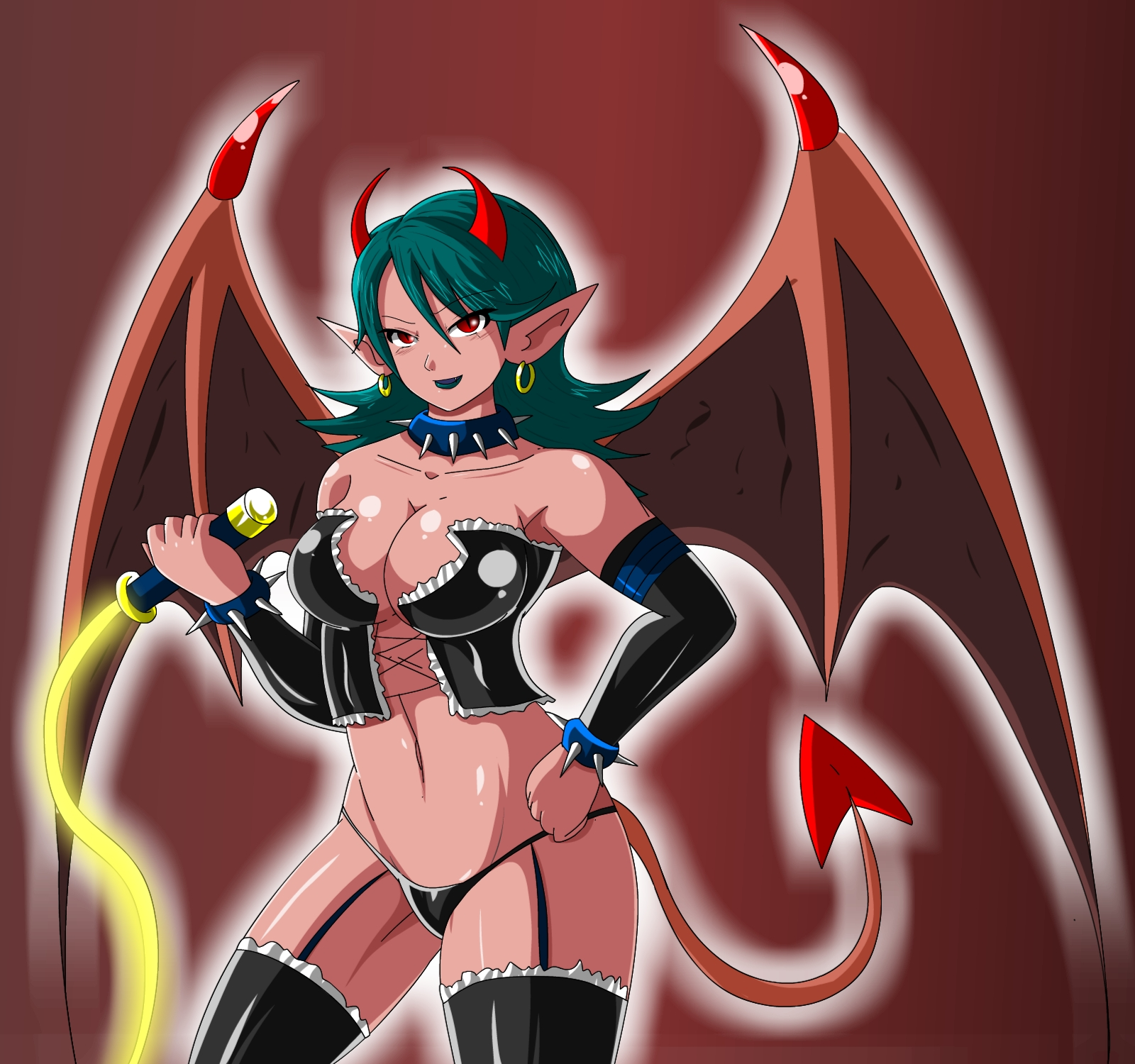 Demon Dominatrix