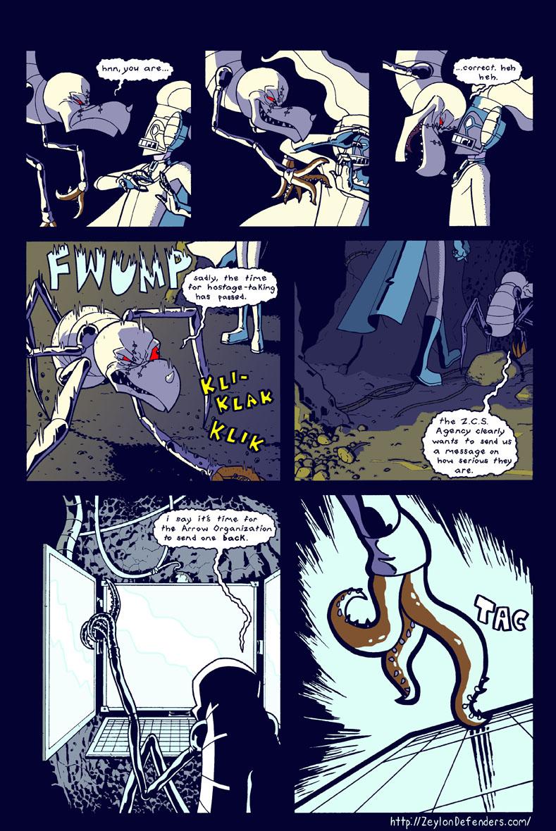 Zeylon Defenders pg. 29