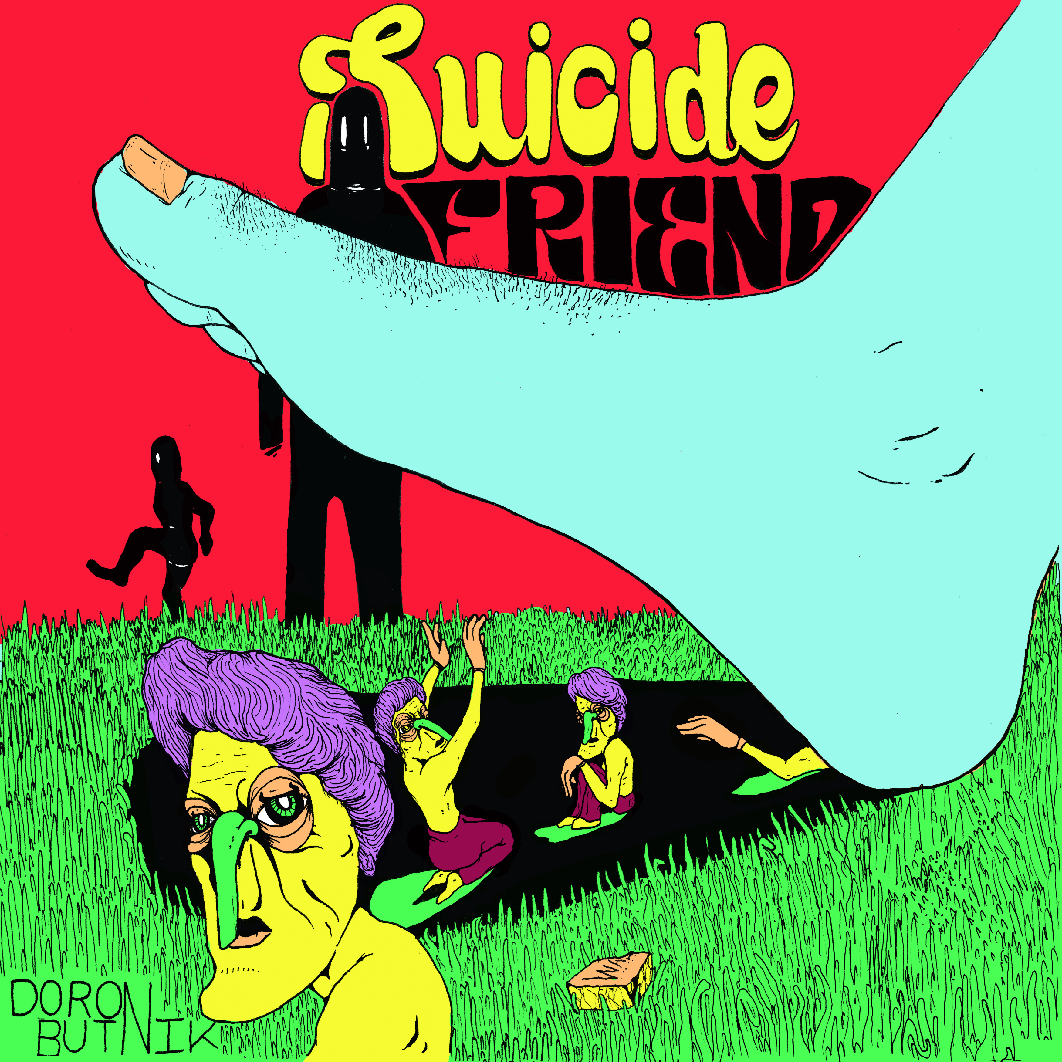 SUICIDE FRIEND