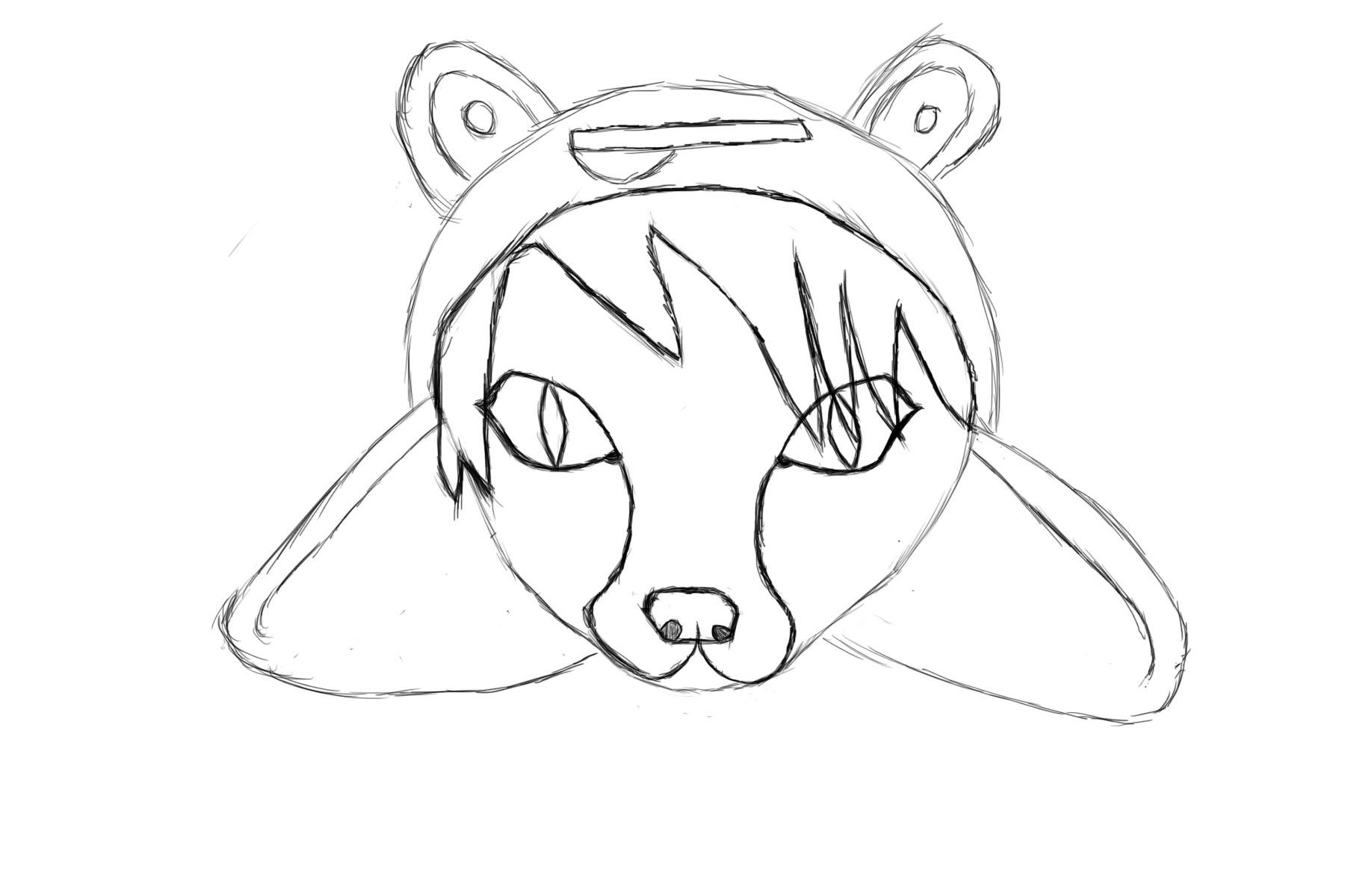 Pixel sketch 01