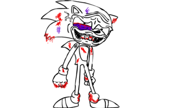 Sonic The Hedgehog - Beat up