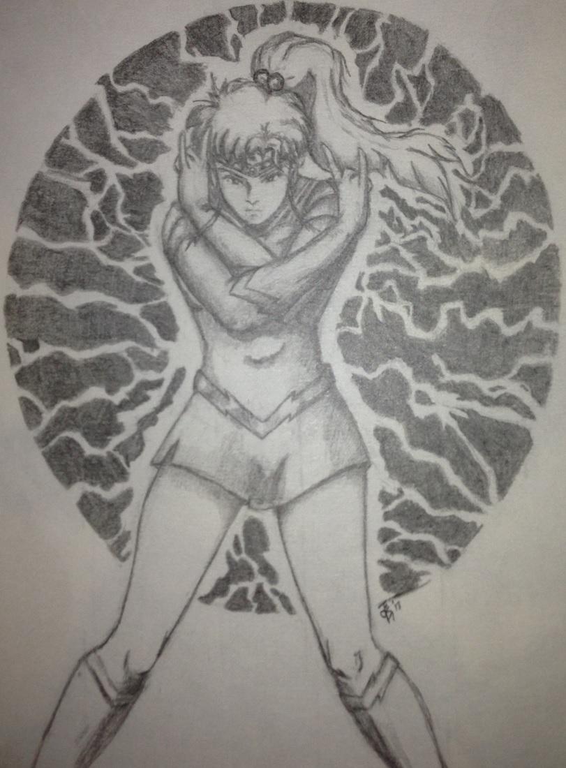 Sailor Jupiter Concept
