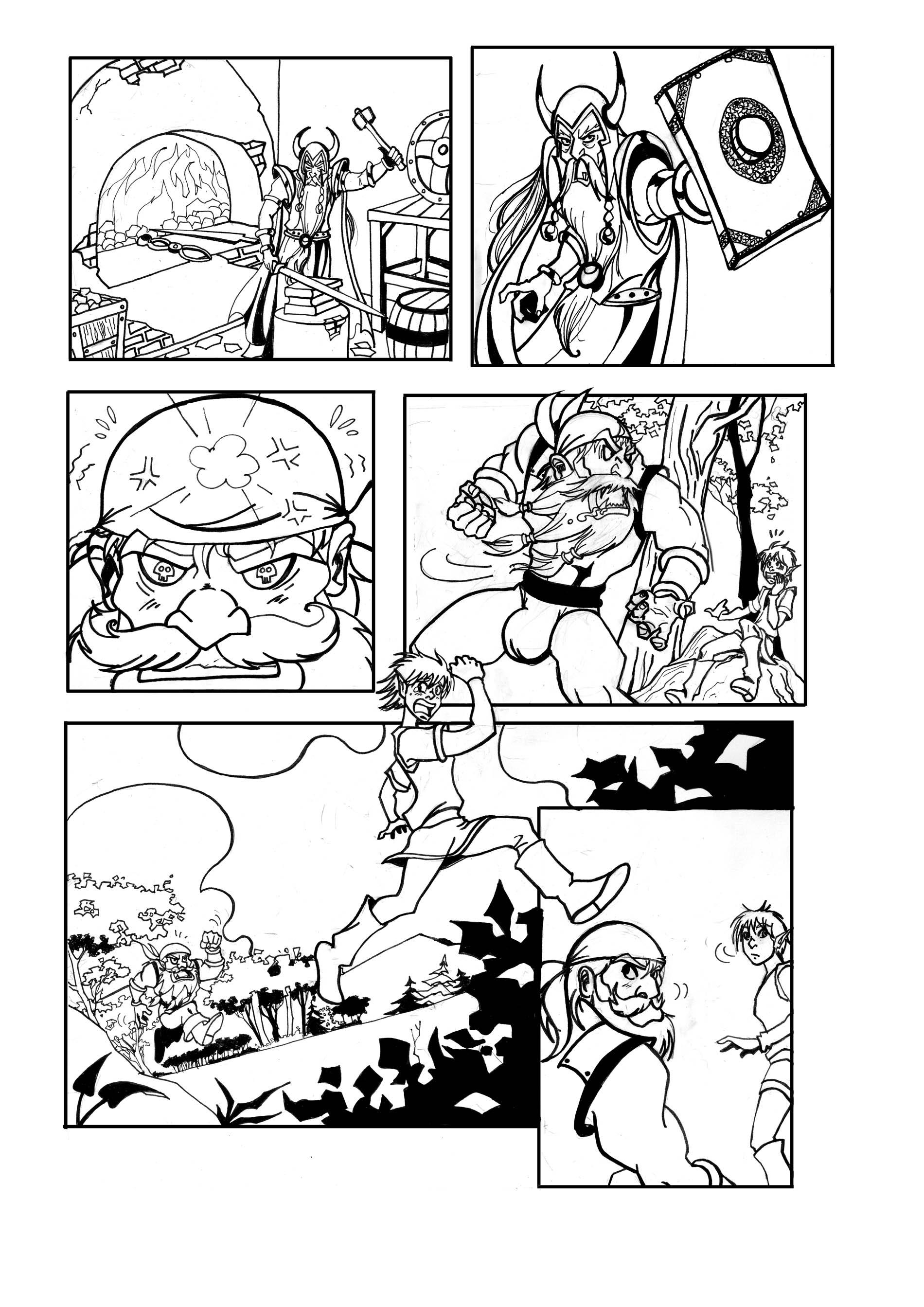 Comic project 2