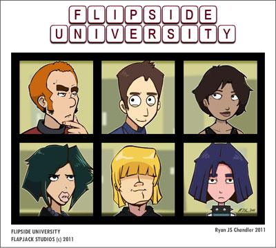 Flipside U Heads