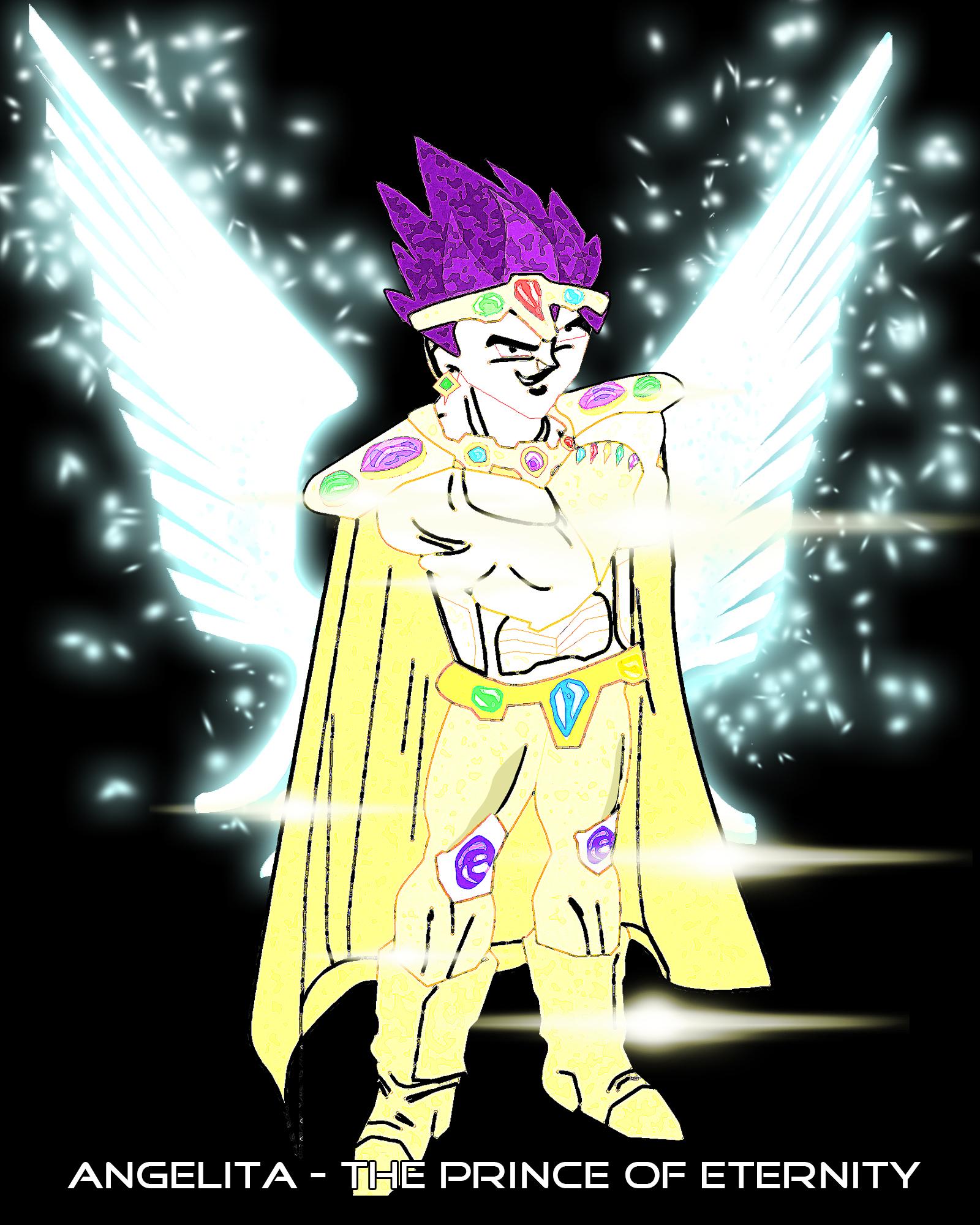 Angelita - Prince of Eternity