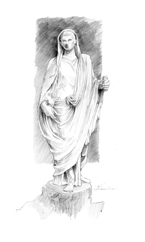 Augustus Statue - Prado