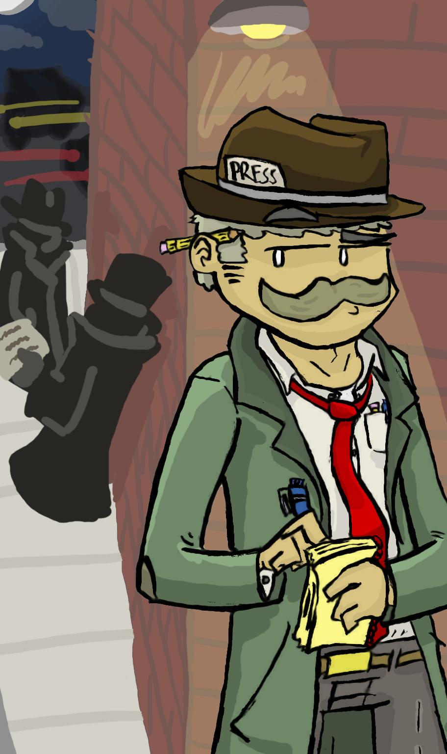 Gruff Investigator
