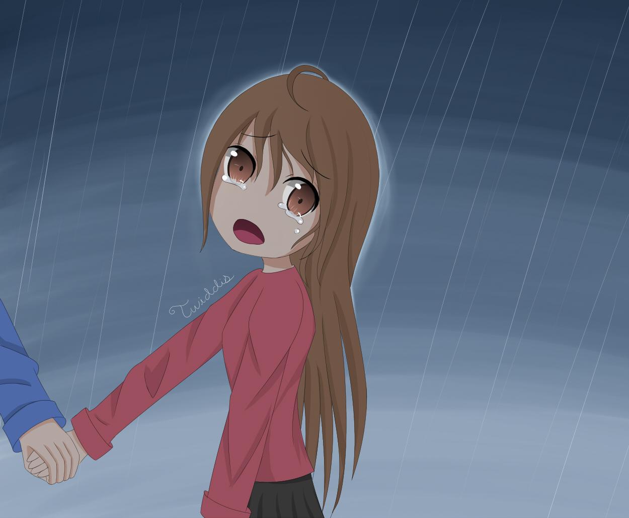 Don't take her away :(