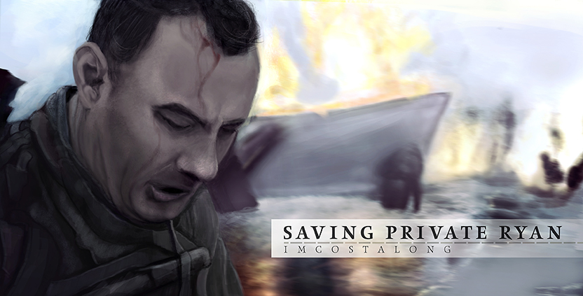 Saving Private Ryan - BEACH