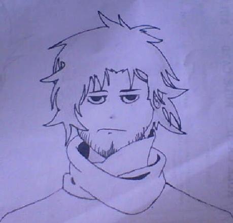 Getsu second look Quick Sketch