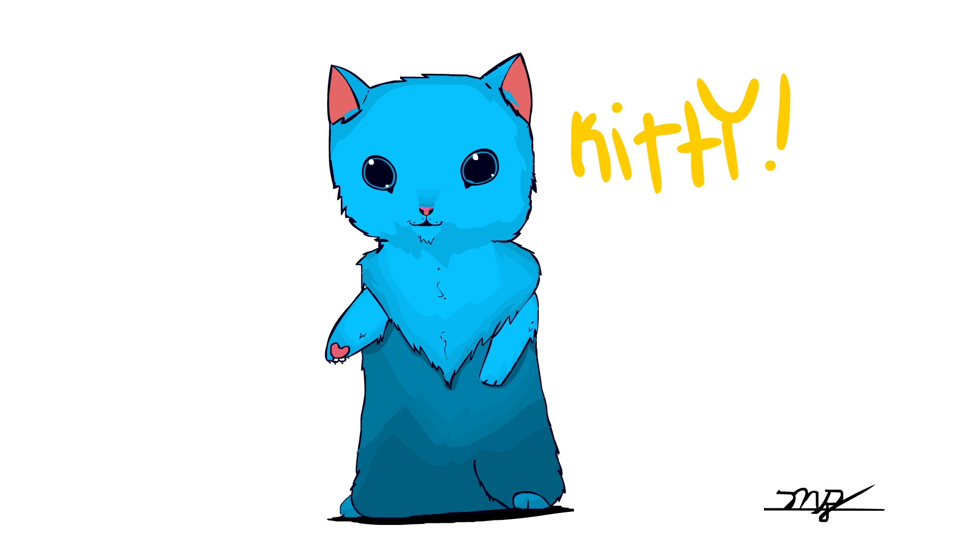 Catbug without wings???