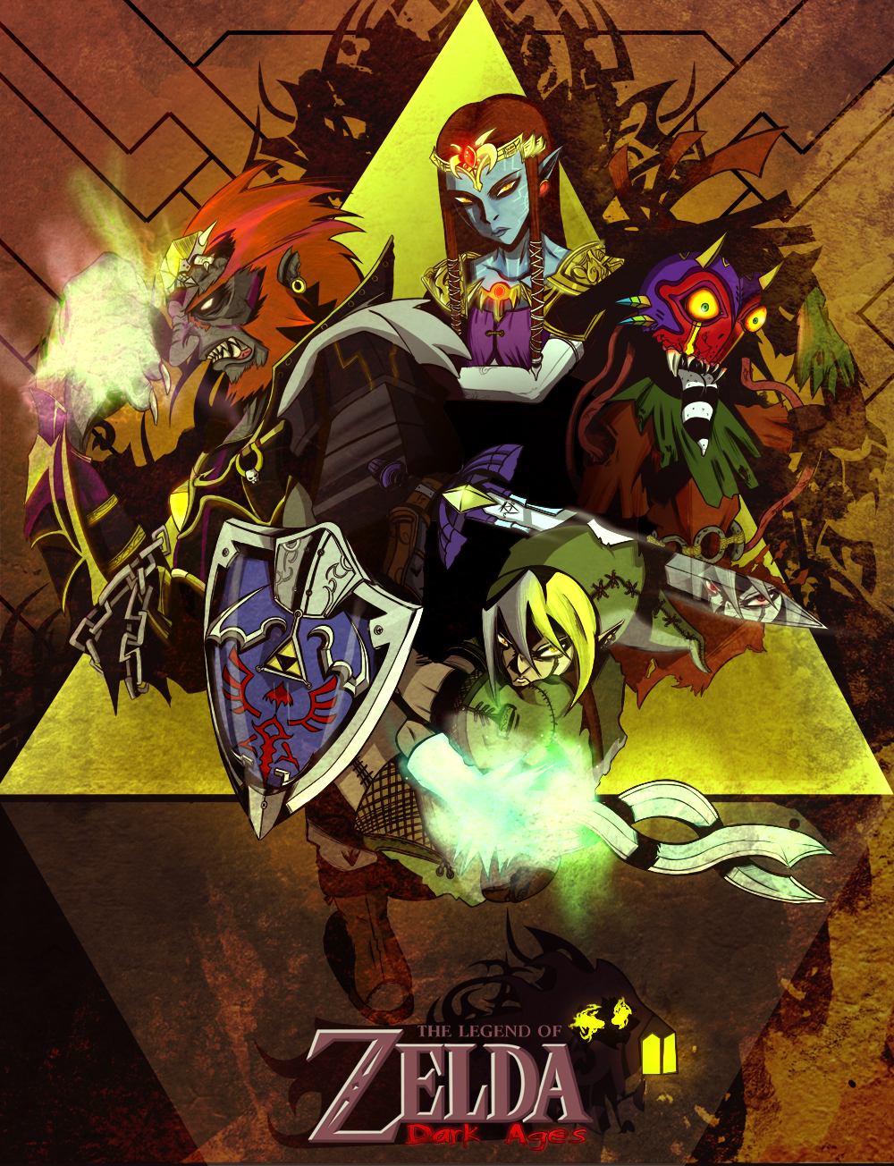 Legend of Zelda: Dark Ages
