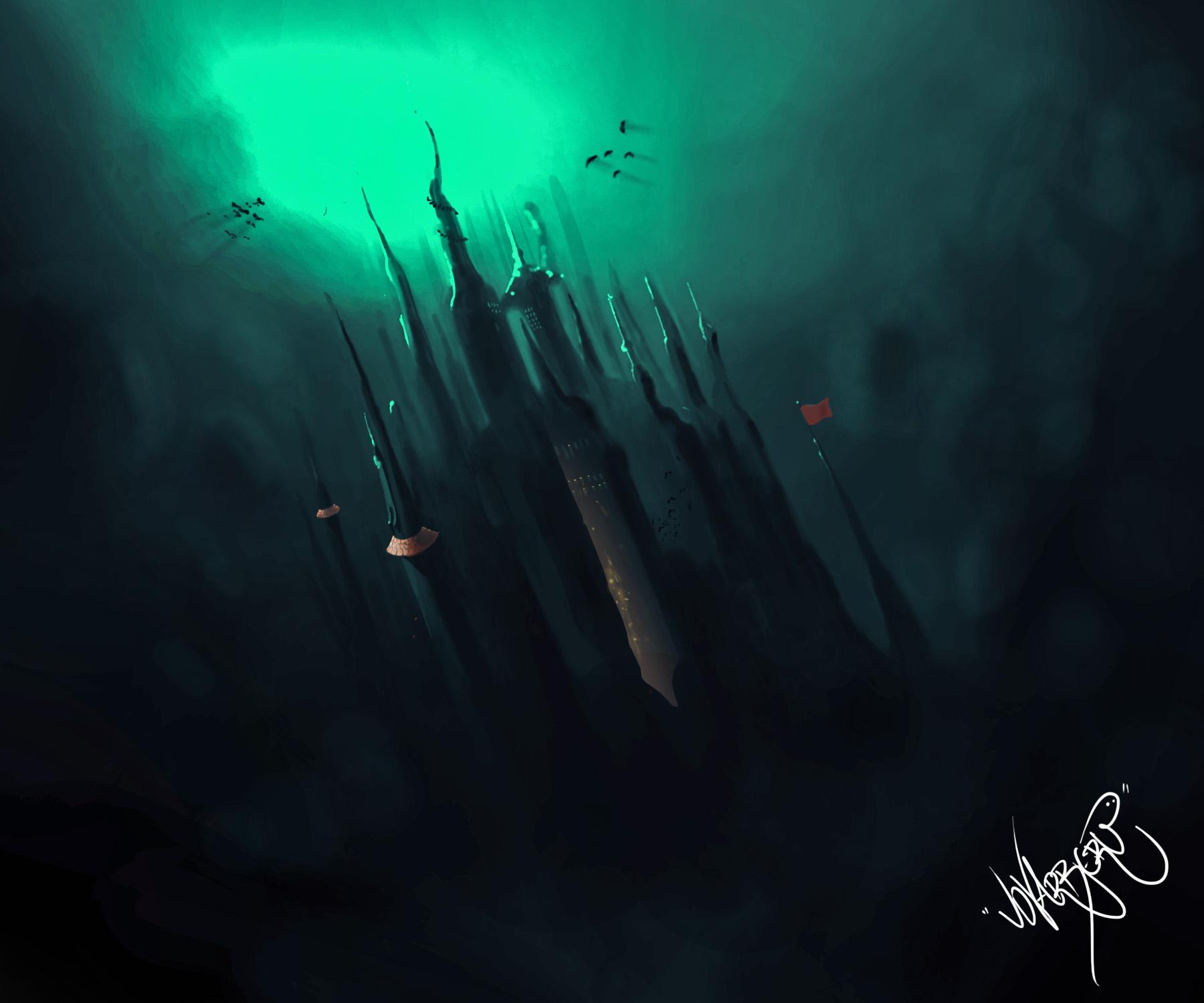 castle of the doom