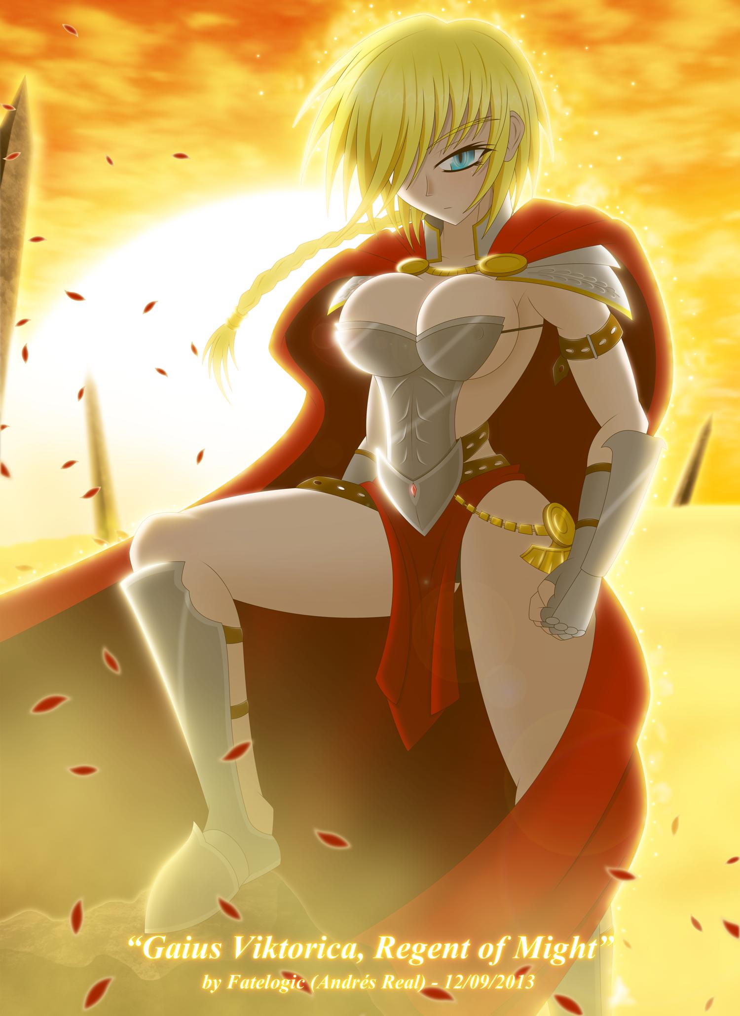 ''Gaius Viktorica''