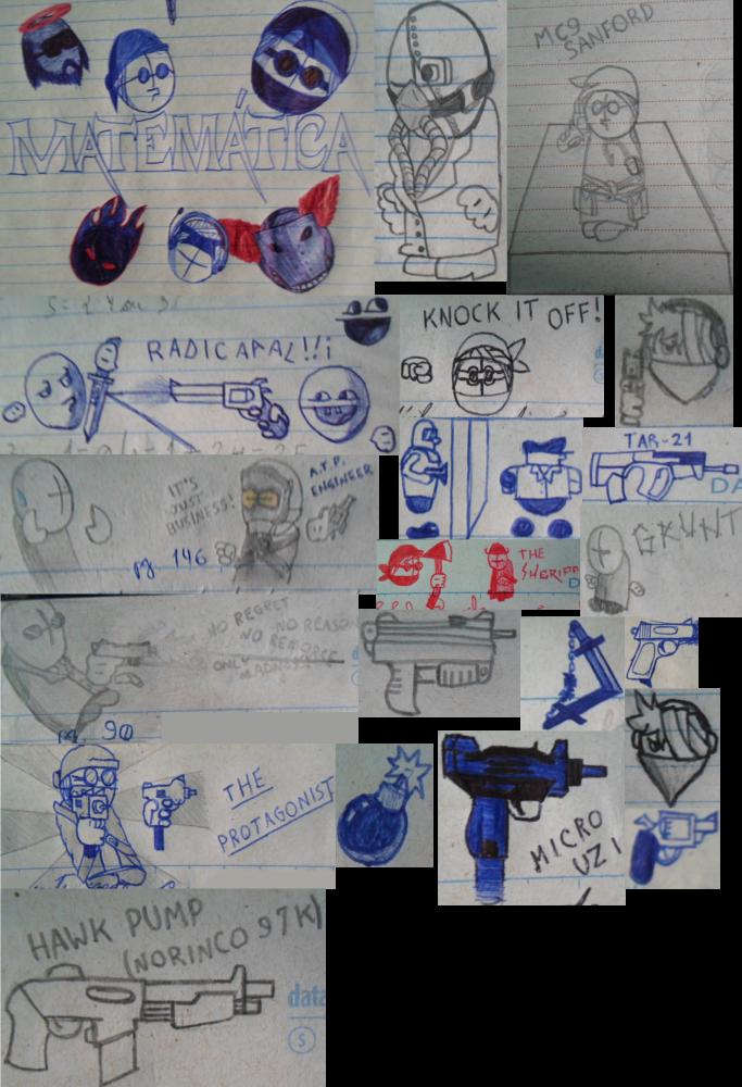 Random School Mini-Draws [99E]