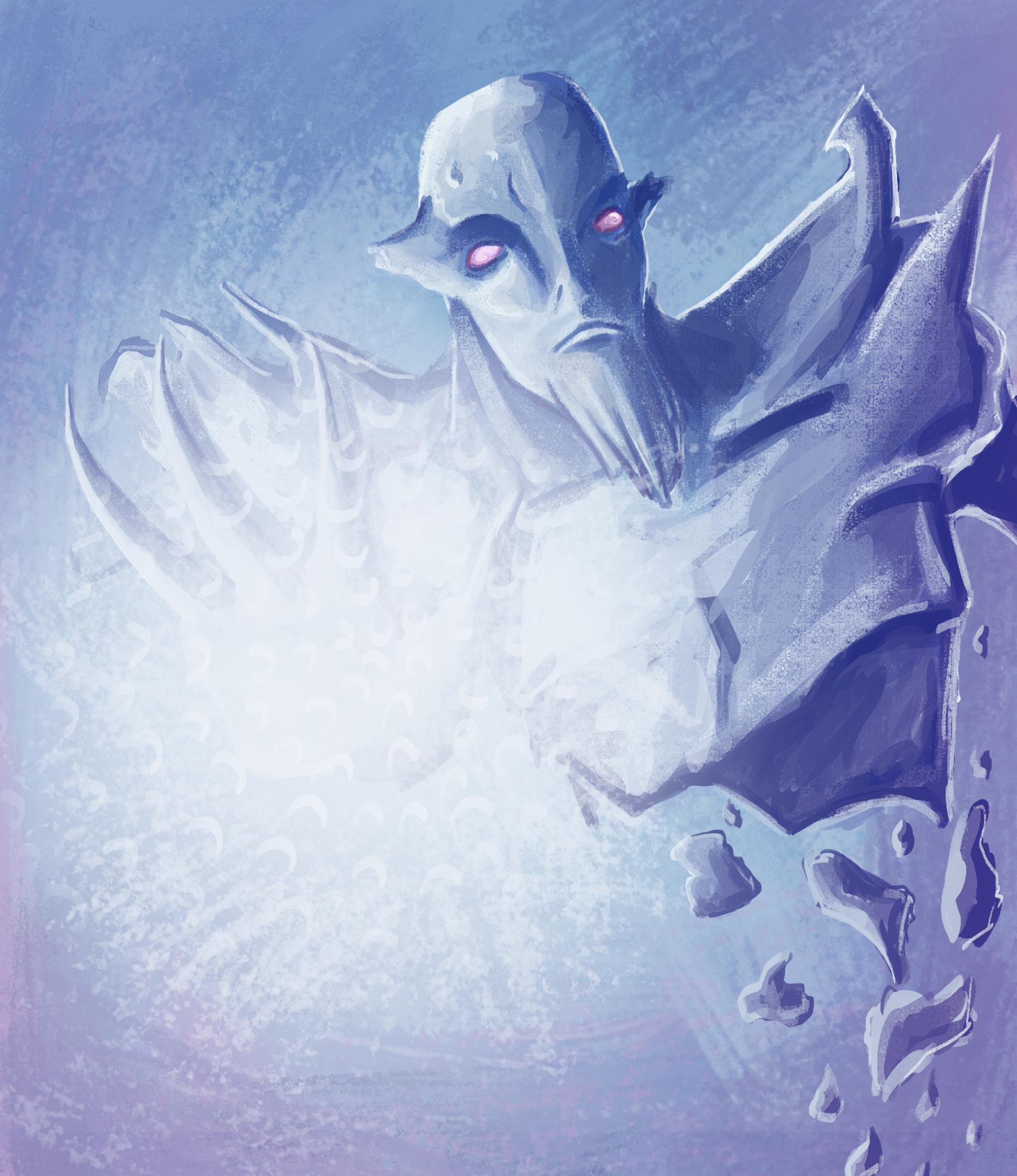 Dota 2: Ancient Apparition