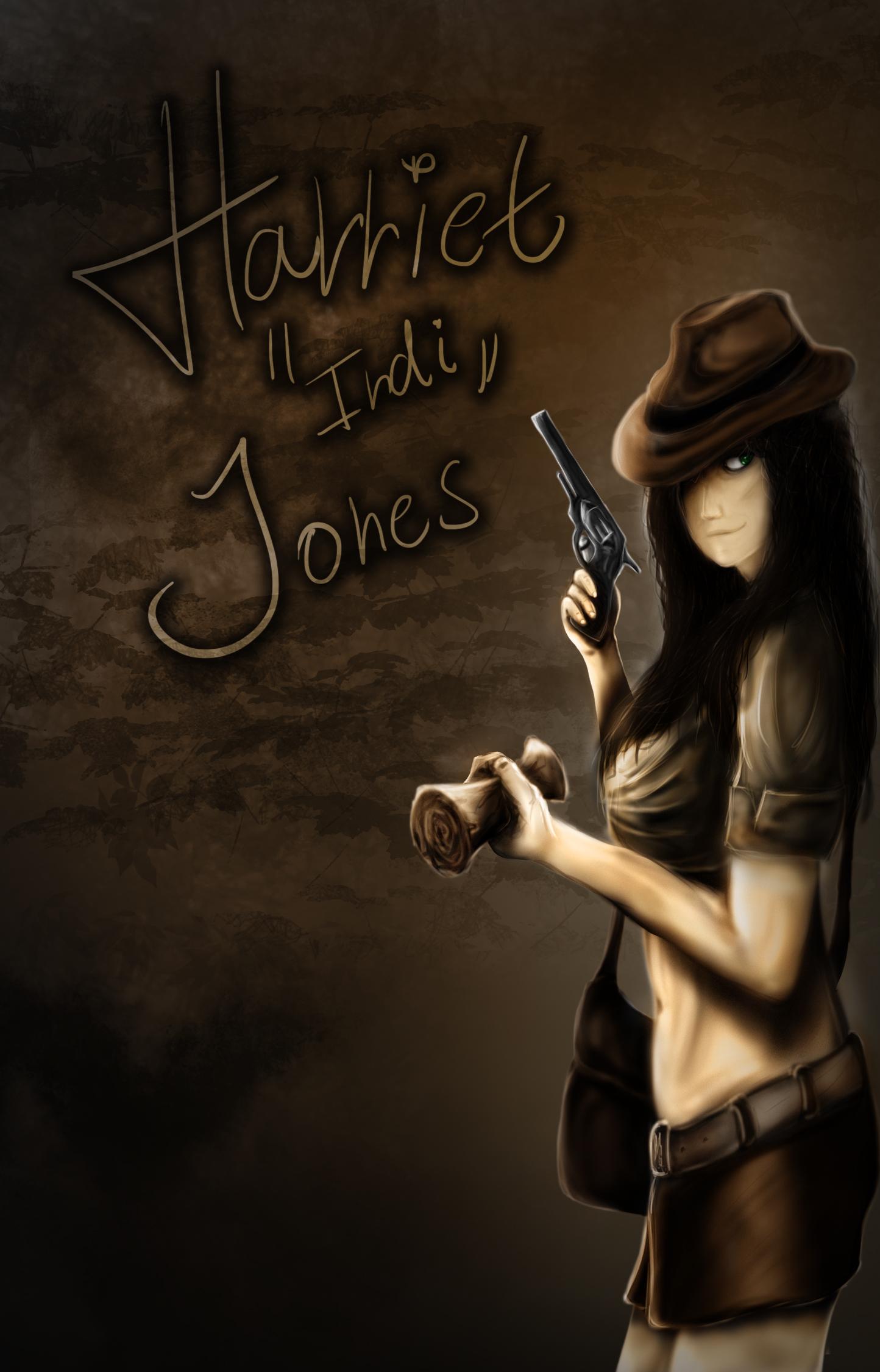 Harriet Indiana Jones