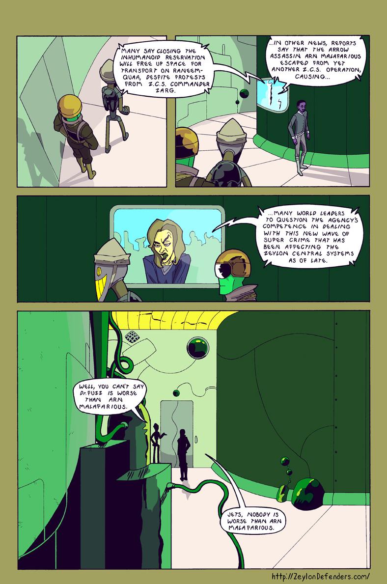 Zeylon Defenders pg. 31