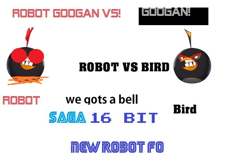 Bird VS Robot