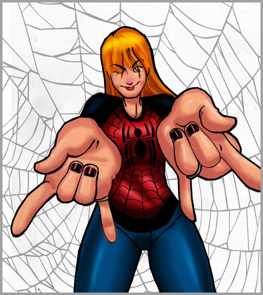 Spider-Fan