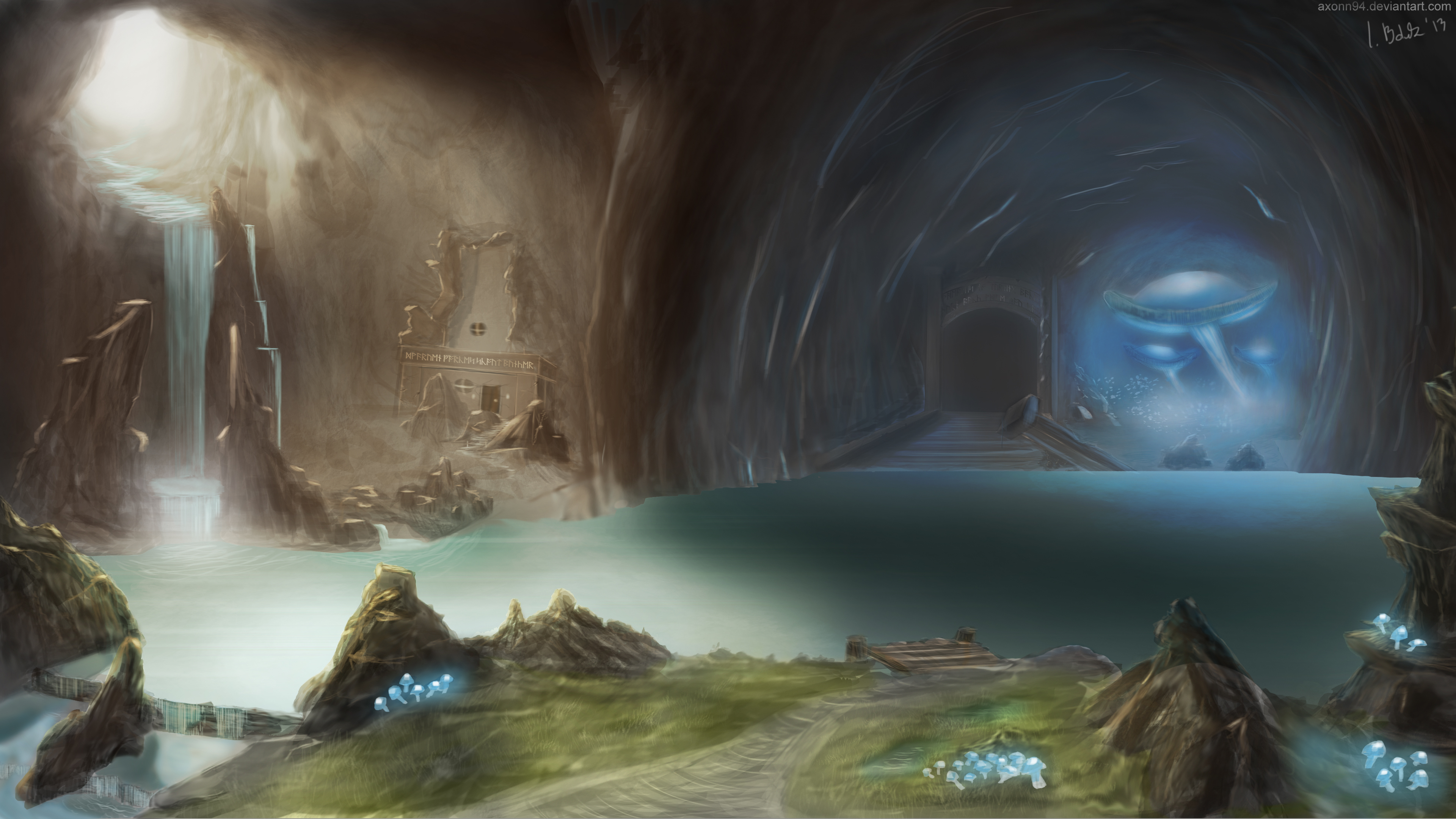 Cavern of the Forgotten