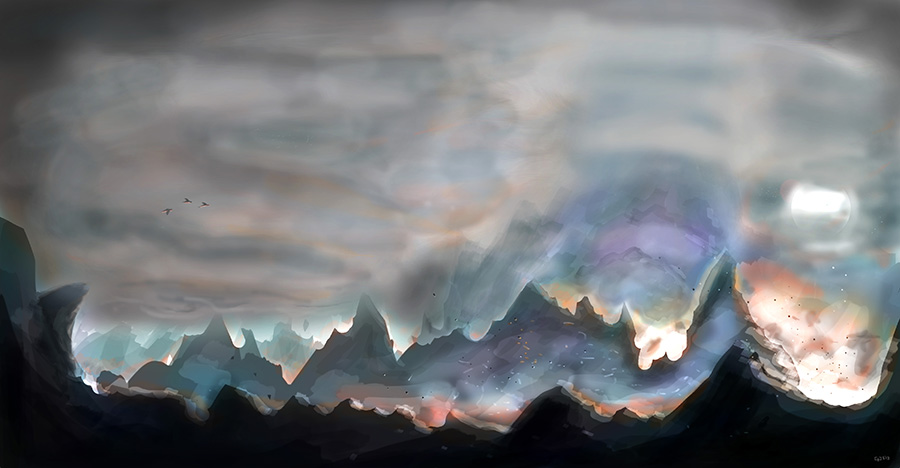 Fiery Peaks of Raulinguard