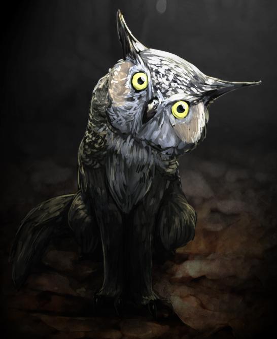 Fennec Owl