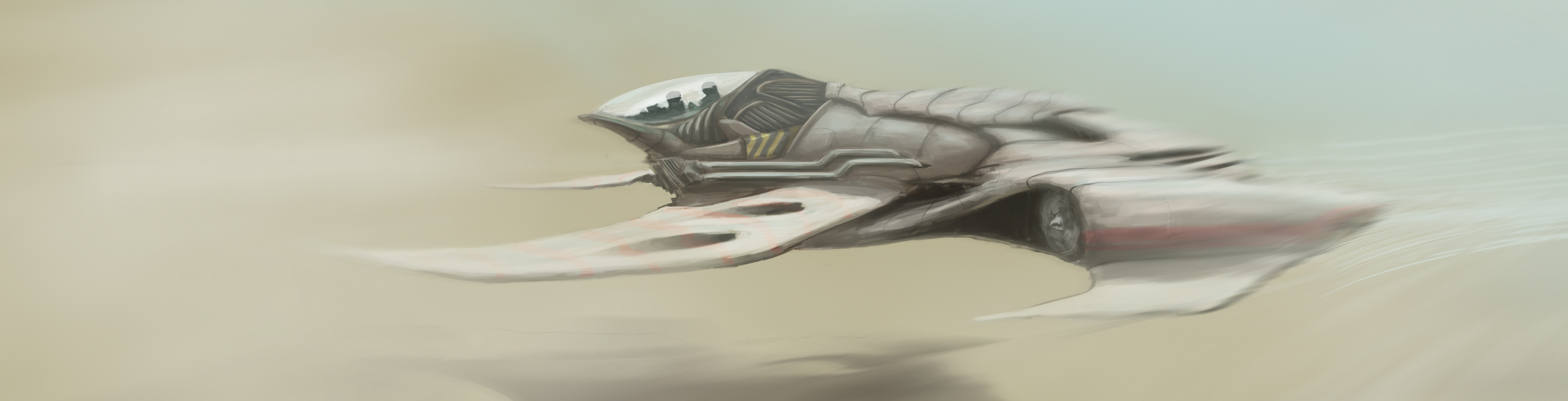 Desert Speeder Design
