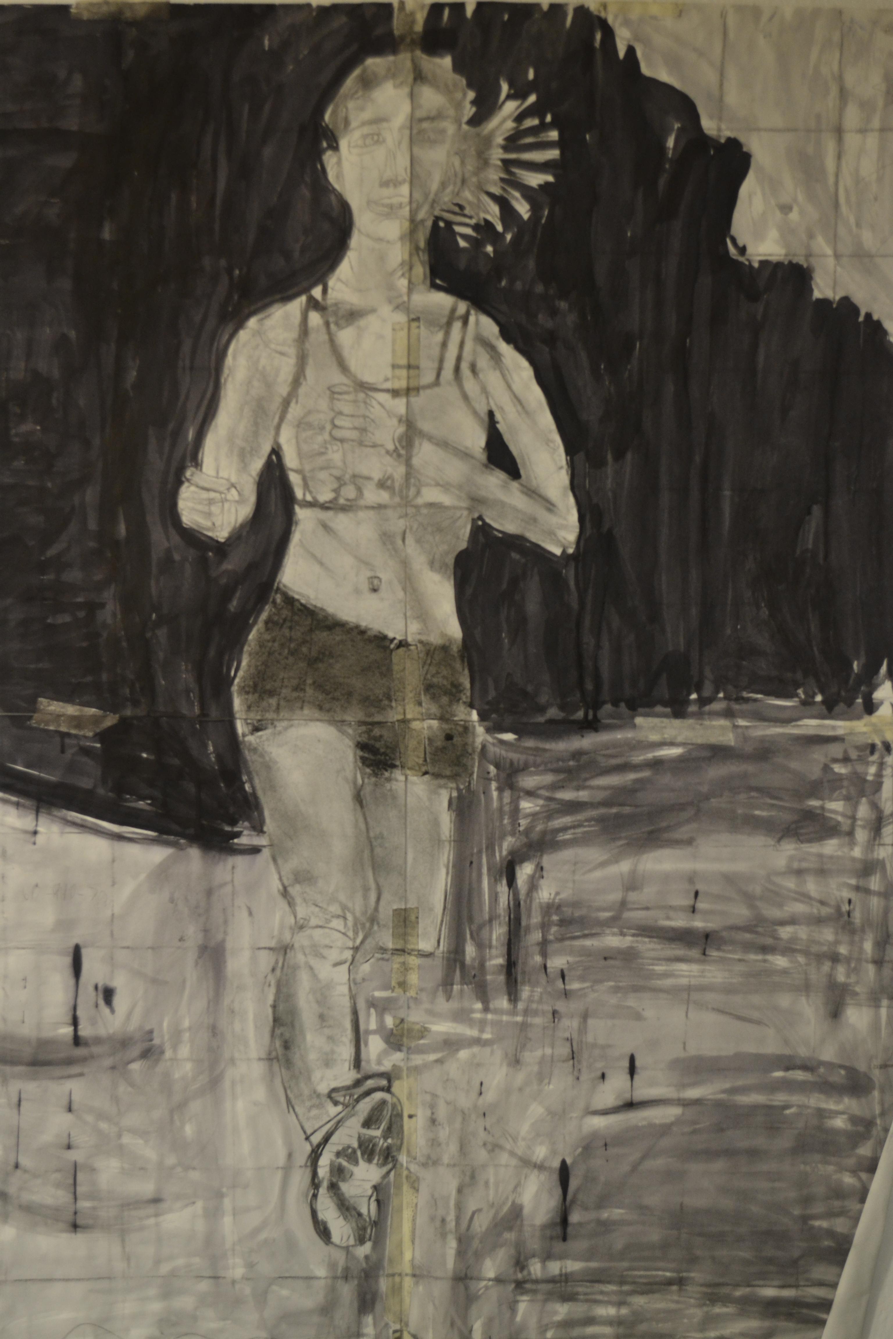 Woman Runner (forward)