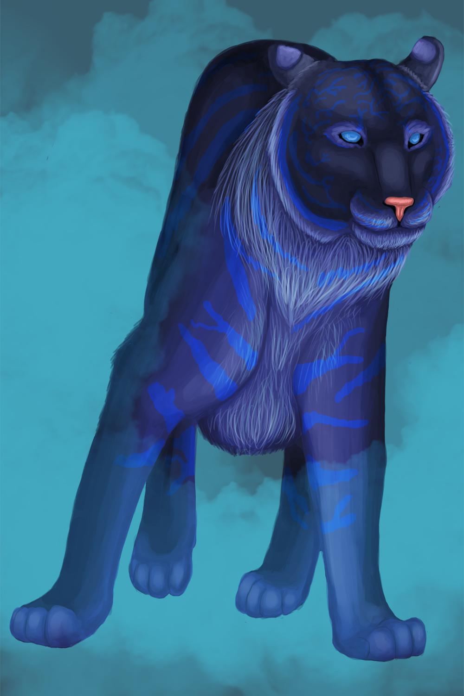 Tiger Redone
