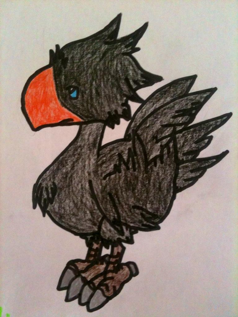 Black Chocobo