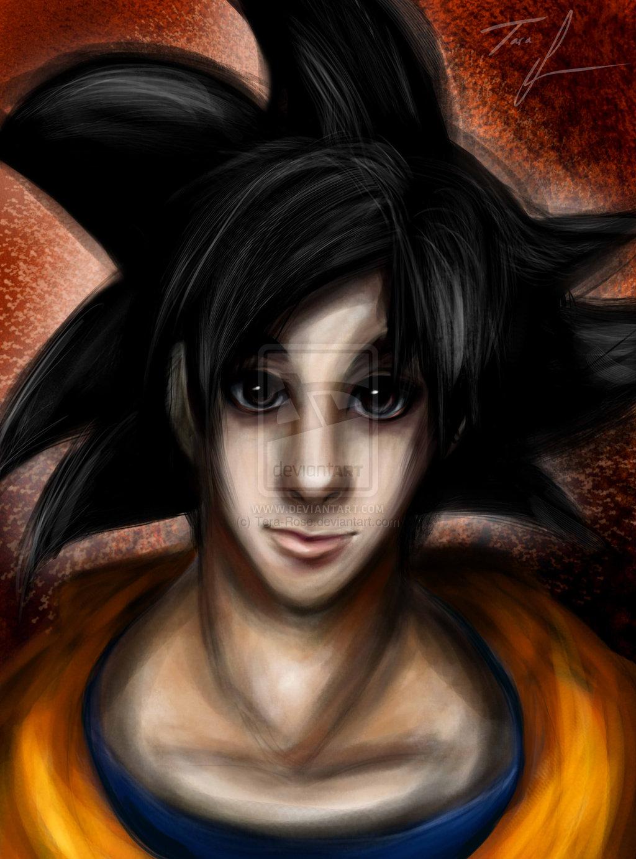 :Goku: