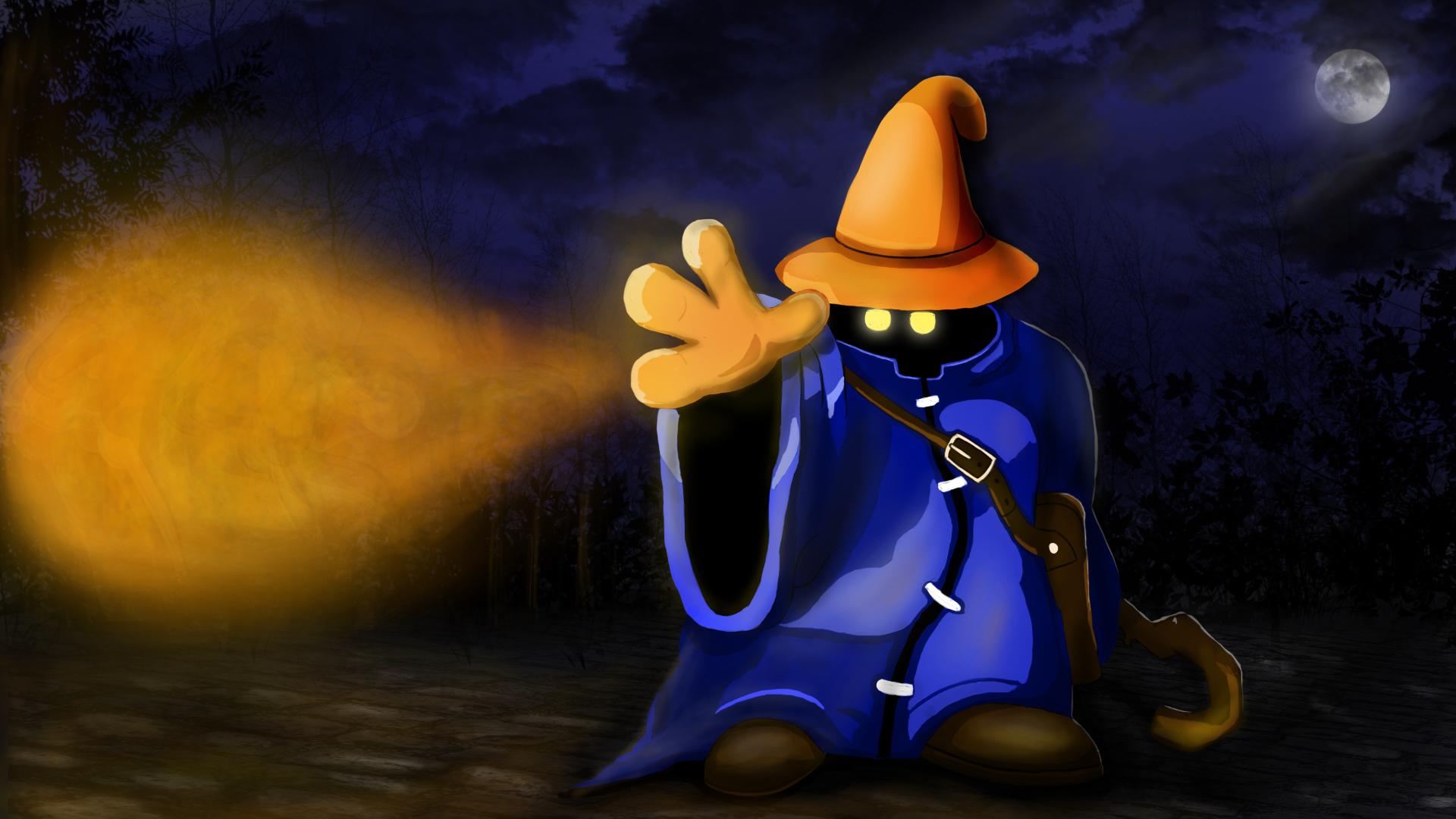 Black Magy! :D
