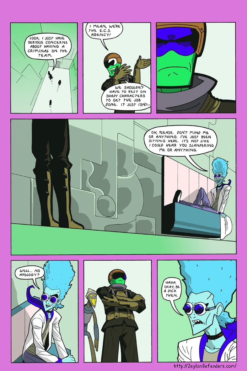 Zeylon Defenders pg. 32