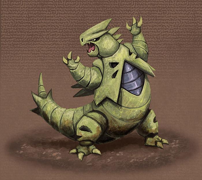 Tyranitarus Rex