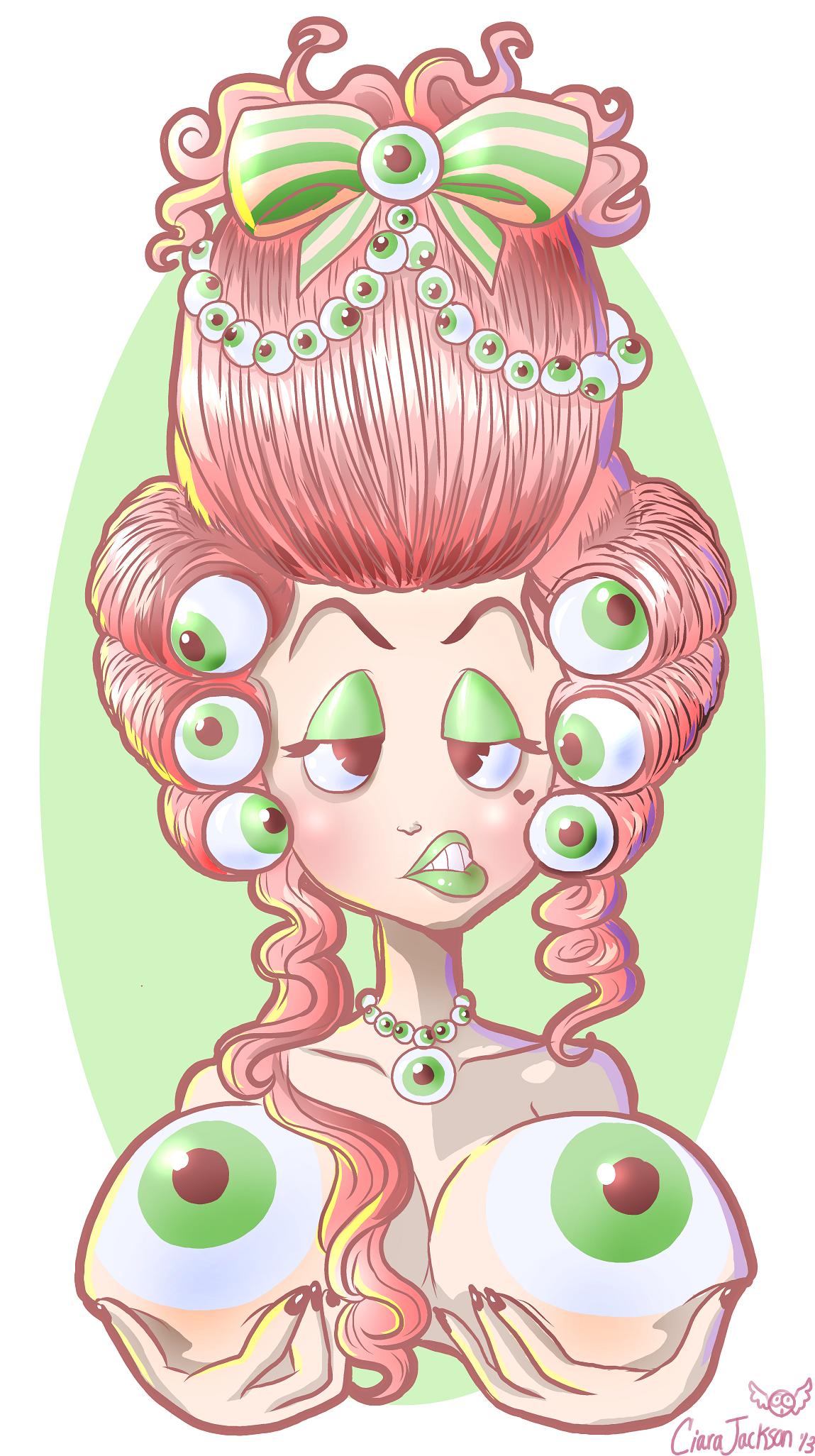 Lady Iris