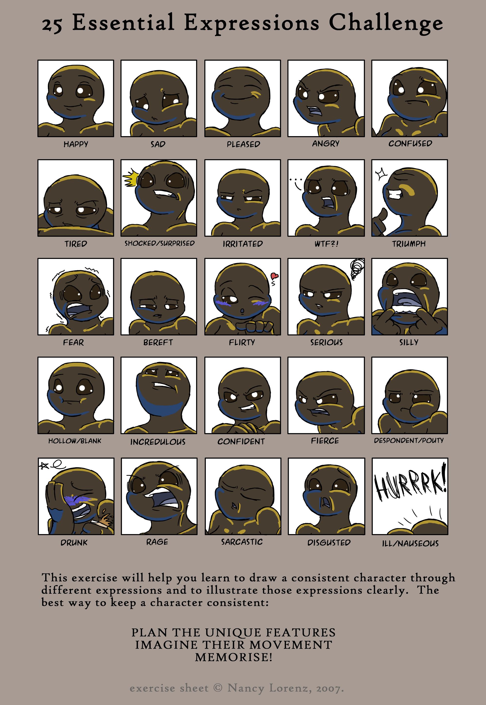 Petra's Expressions