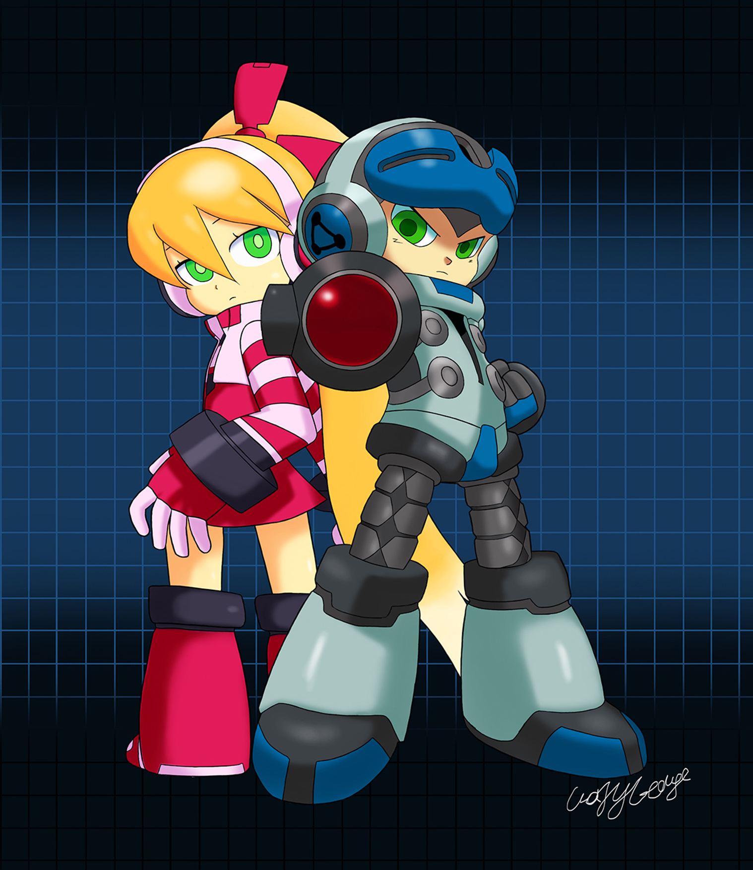 Mighty No.9 - Beck and Call