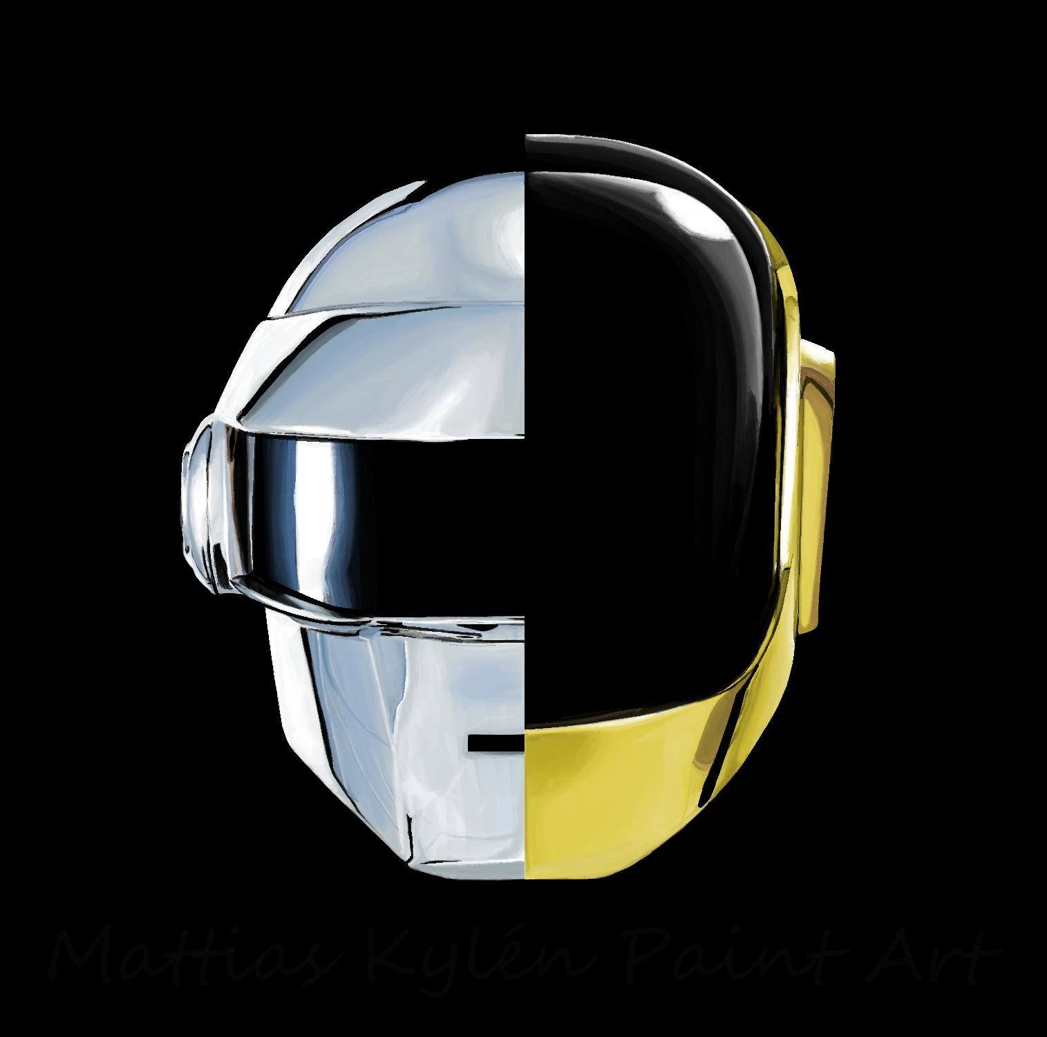 Ms Paint : Daft Punk