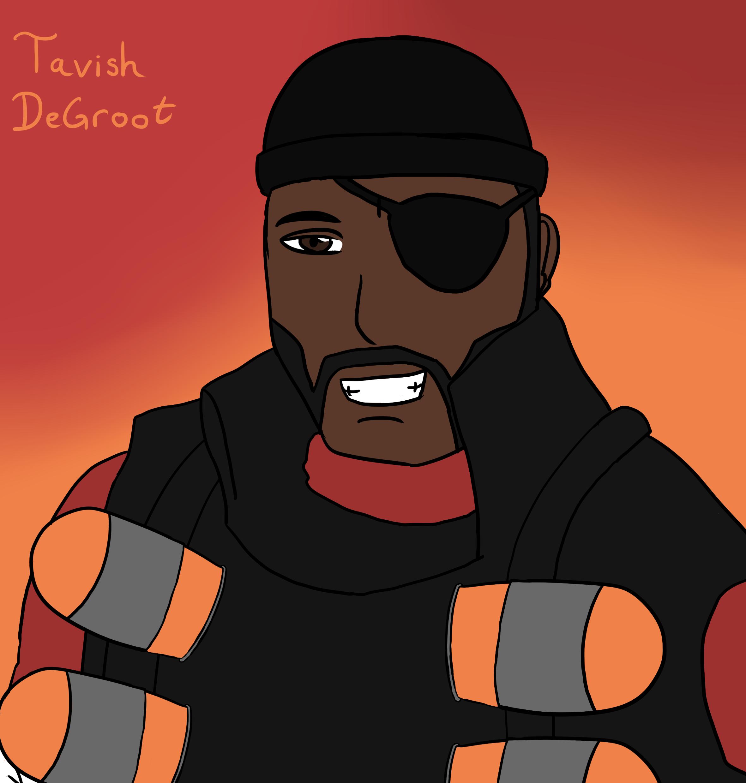 The Smooth Ebony Cyclops