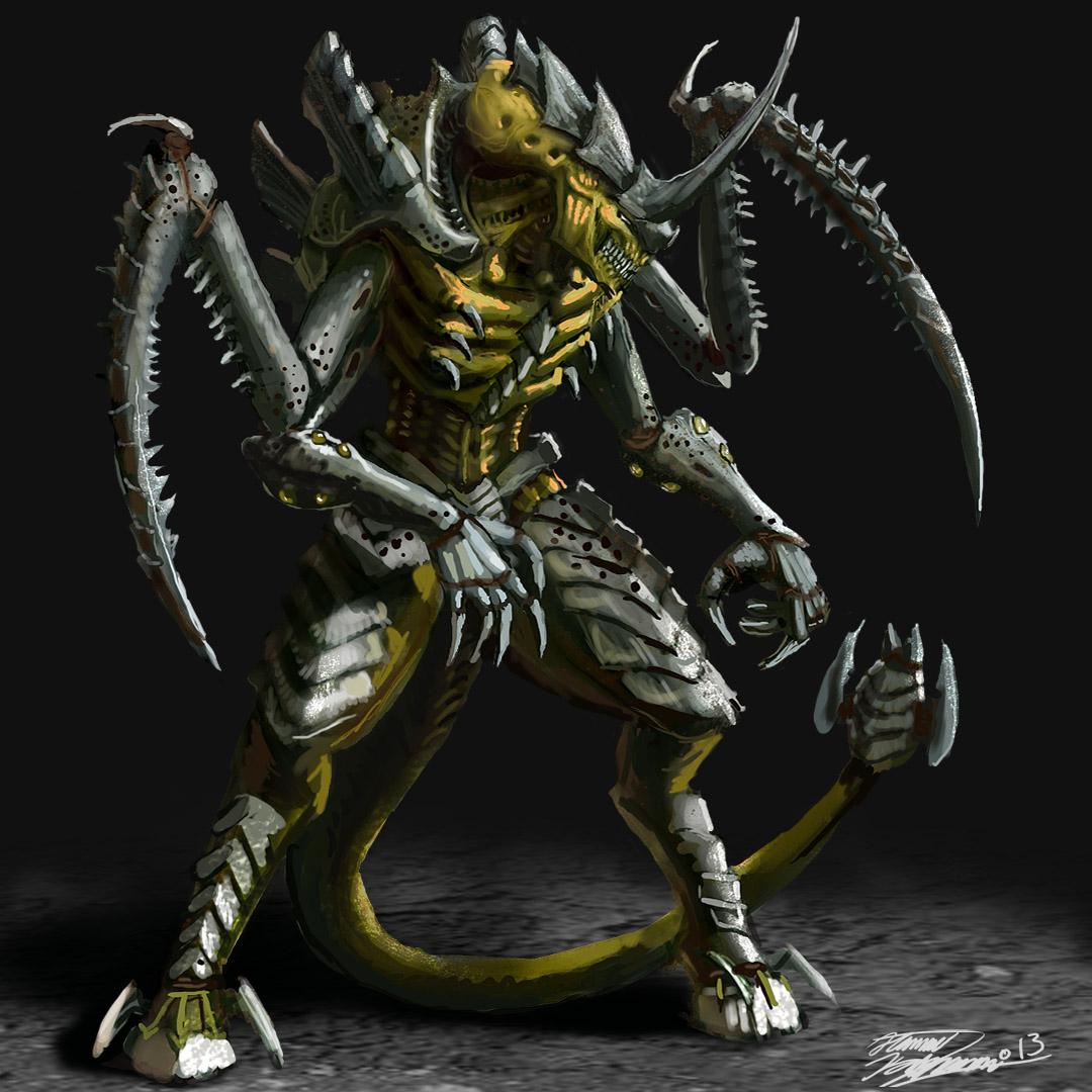 Hive Tyrant