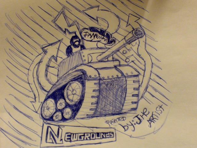 Tankman (2)